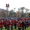 2008 ISU Alumni Band; Oct. 25, Saturday Morning Practice :