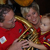 "2008 ISU Alumni Band; Oct. 24, Friday Night : ""Tailgate '08!"" was the Theme for this year's Friday Night Social."