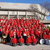 2008 ISU Alumni Band; Oct. 25, Homecoming Pre-Game :