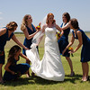 2008 The Beautiful Bride & Her Buddies :