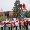 2009 ISU Alumni Band, Oct. 17; Saturday Morning Practice :