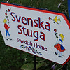 2009 Swedish Stuga : I love this little Swedish house! (39th Annual Threshermen & Collector's Show.)