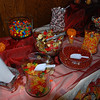 2009 Breanne and Dan; Love the Details : The Candy Buffet was a big hit with all ages! The decorations were beautiful.