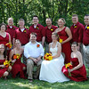 2010 Amy & Brandon's Wedding Party :