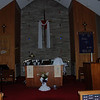 2011 Easter Eve at Church; All is Ready! :