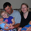 2011 July 7th Kristen & Trevor & Family :
